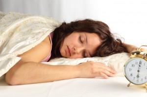 insomniac or stress