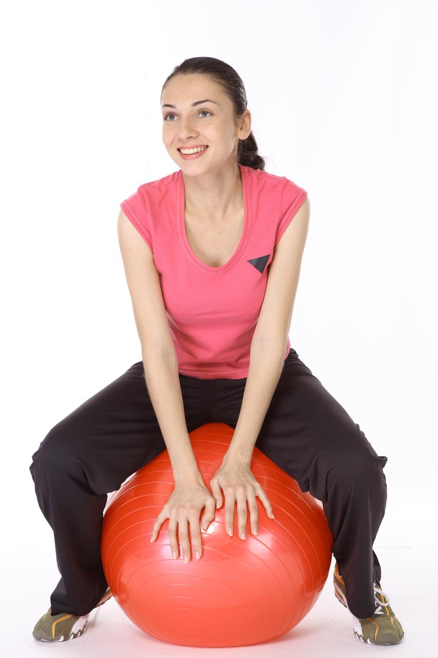 Stability Ball Workout Chart