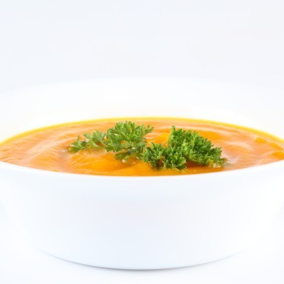 Dr. Oz unveiled his 3 Day Soup Detox, where he recommended people have soup six times a day for three days to feel better and more energized, as well as lose weight. He showed off his Berry Soup recipe, Sweet Potato and Apple recipe, and Vegetable Soup recipe as well.