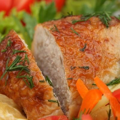 Dr Oz Un-Fried Chicken Recipe: Bobby Deen & Jamie Deen: Deen Bros