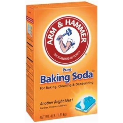 Everyone has baking soda in their kitchen, but Dr. Oz says you should keep it in your medicine cabinet. Why? A mixture of baking soda and water works as a great antacid.
