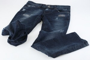 Dr. Oz will talk about 99 ways to look great in jeans on April 24, 2015.