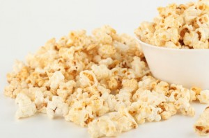 Dr Oz Pizza Popcorn