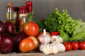 Vinegar Water Vegetable Cleaning Solution