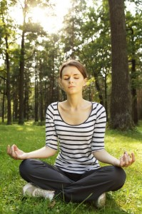 Dr. Oz will share a 5 minute mindful meditation exercise on his show October 2, 2014, which will help us better relax after a stressful day.