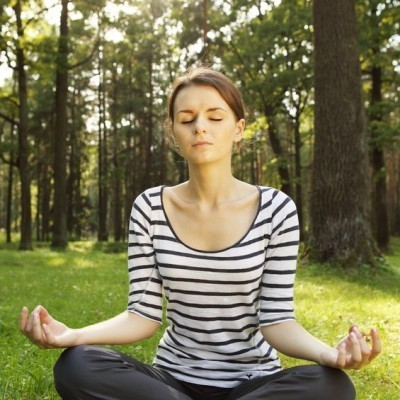 Deepak Chopra: 5 Minute Meditation for Stress from Dr Oz Show