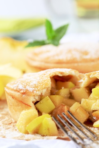 apple pie a la mode. Check out their nutritional homemade apple pie ...