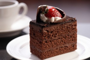 Hungry Girl Club Soda Chocolate Cake Recipe
