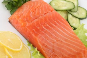 Dr Oz: 10 Minute Rolled Salmon Sandwich with Zucchini Recipe