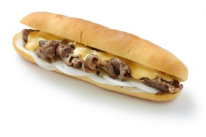 Dr Oz: Philly Cheese Steak Recipe