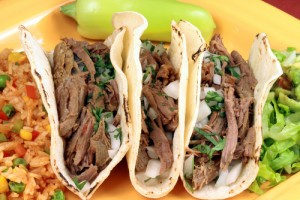 Dr Oz: Steak Tacos & Shrimp Scampi Recipe