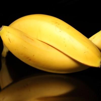 Dr Oz Black Bean Brownie & Banana Treat