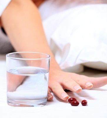 Dr. Oz talked about water pills and their dangers on the show today, warning people that they could hurt their organs, cause them to gain weight, and make them very sick. (Kamil Macniak / Shutterstock.com)