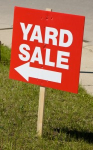 Yard Sale & Tag Sale Advice: Talk Shows 6/6/12
