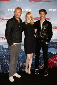 The Amazing Spider-Man: July 2012 Talk Shows