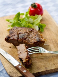 Grilled Summer Steak Salad Recipe: July 13 2012 Talk Shows
