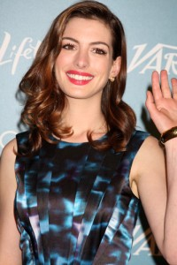 Anne Hathaway: July 12 2012 Talk Shows