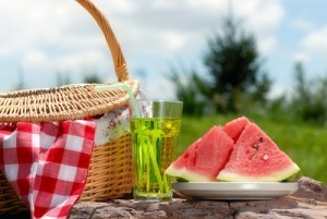Cucumber Cooler & Summer Picnic Recipes: Top Talk Show Review