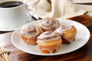 Cinnabon Recipe: July 31 2012 Talk Shows