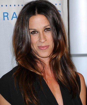 Alanis Morissette: August 28 2012 Talk Shows