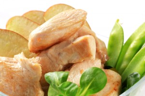 Chicken With Edamame Recipe: August 2 2012 Talk Shows
