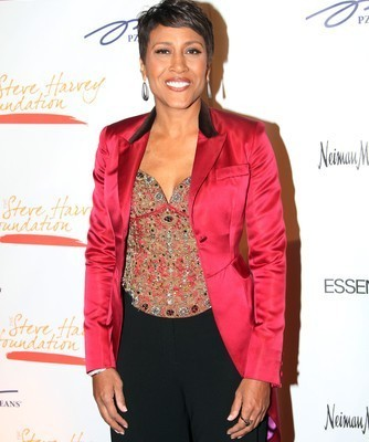 Robin Roberts will come by Dr. Oz on November 26, 2014, to talk about her recovery from breast cancer and her struggle with a blood and bone marrow disorder that was likely caused by the chemotherapy. (Debby Wong / Shutterstock.com)