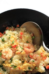 Shrimp Fried Rice Recipe: August 30 2012 Talk Shows