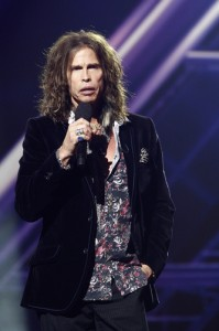 Steven Tyler: August 7 2012 Talk Shows