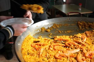 Paella Recipe: September 14 2012 Talk Shows