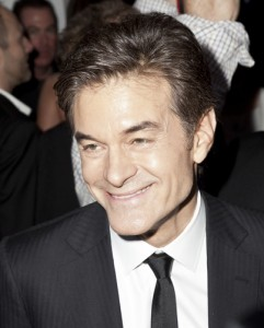 Dr. Mehmet Oz will celebrate his 1,000th episode on May 7, 2015, with a surprise mystery guest and Hugh Jackman. (lev radin / Shutterstock.com)