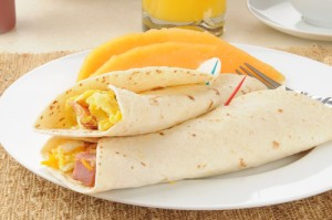 Dr Oz: Kirstie Alley Breakfast Tortillas Recipe & Metabolism Type Quiz