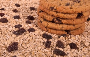 September 4 2012 Talk Shows: Oatmeal Raisin Cookie Recipe