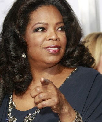 Oprah Winfrey came by Dr. Oz to talk about her new movie Selma, her health epiphany, and the passing of Maya Angelou. (Joe Seer / Shutterstock.com)