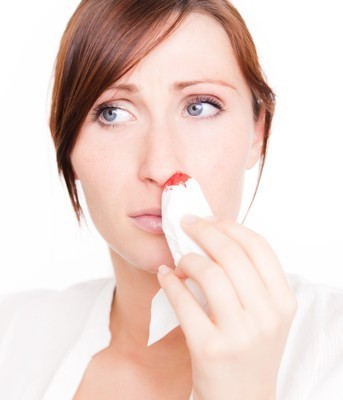 Dr. Oz talked to Survivor host Jeff Probst about health issues like what to do about bloody noses. (altafulla / Shutterstock.com)