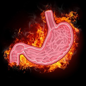 Dr Oz: Normal Stomach Vs Binge Eating Stomach Damage