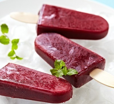 Dr Oz: Mom's Smoothie Ice Pop Recipe & Tomato Paste Chlorine Remedy