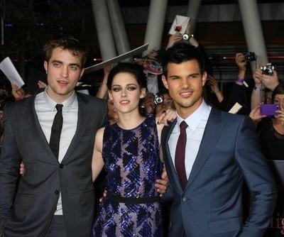Twilight: Breaking Dawn Part 2 with Kristen Stewart & Robert Pattinson