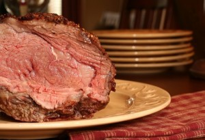 Prime Rib Recipe with Horseradish Beets & Fran Drescher's Trash Cancer