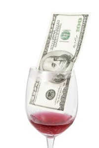 How Many Calories Are In A Glass of Wine & Why You Should Pay In Cash