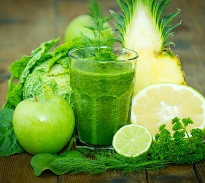 Dr Oz: Low Enzyme Test & Dr Oz's New Green Drink Recipe With Pineapple
