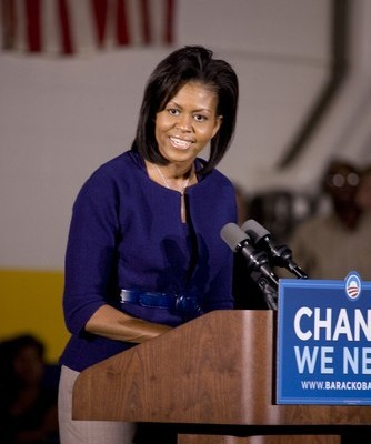 Dr Oz: First Lady Michelle Obama Eating Healthy & Let's Move Campaign