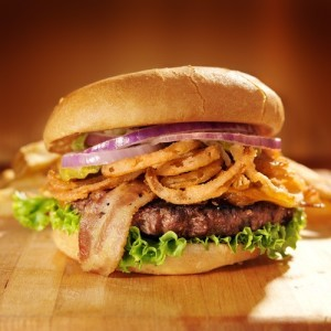 French Onion Burger Recipe & Michelle Obama Let's Move with Dr Oz