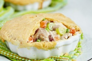 Dr Oz: Bobby Deen Chicken Pot Pie Recipe & Paula Deen's Favorite Dish