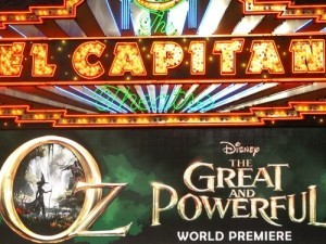 Oz The Great and Powerful, Veal Oscar Recipe & Joan Collins Power Trip