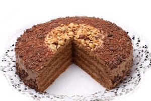 Breaded Pretzel Chicken Tenders & Chocolate Hazelnut Cake Recipe
