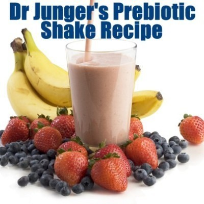Dr Oz: 3-Day Jump Start Cleanse Boosts Energy & Prebiotic Shake Recipe