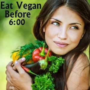 Dr Oz: Eat Vegan Before 6:00 Review & Nighttime Eating Recommendation