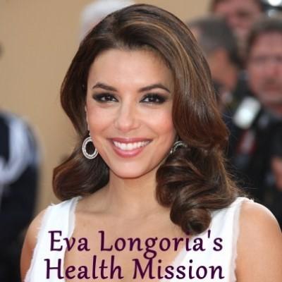 Dr Oz: Eva Longoria's Health Mission & Eva's Delicious Mexican Recipes