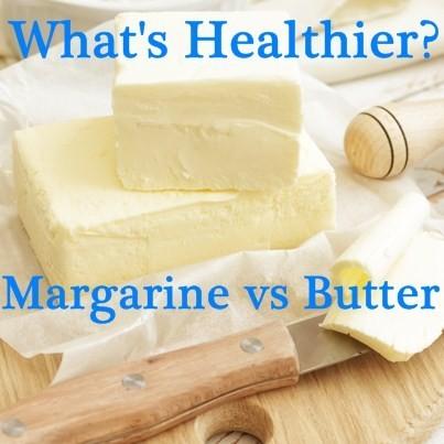 Margarine Vs Butter In Cakes