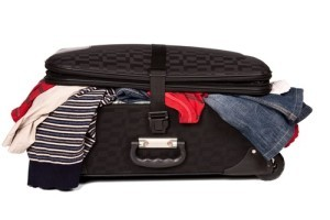 How To Prevent Wrinkles In A Suitcase & Easy Home Renovations